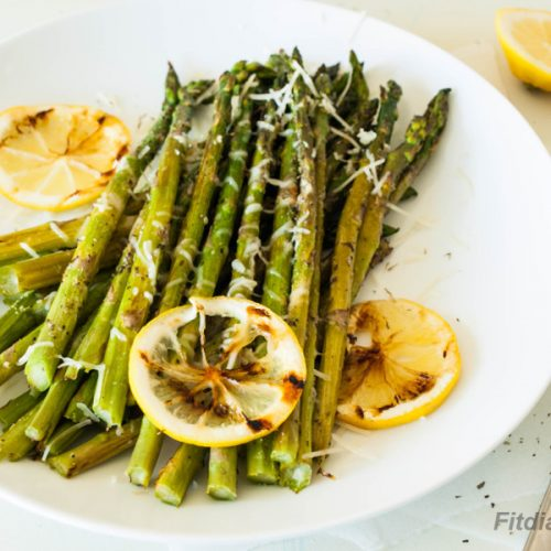 Easy Roasted Asparagus – quick side vegetable dish