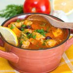 Fish Stew – favorite and healthy family dinner