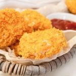 Healthy Chicken Nuggets-Healthy Chicken Nuggets