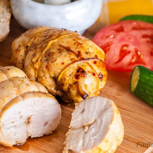 Homemade Chicken Pastrami – another way to eat chicken breast