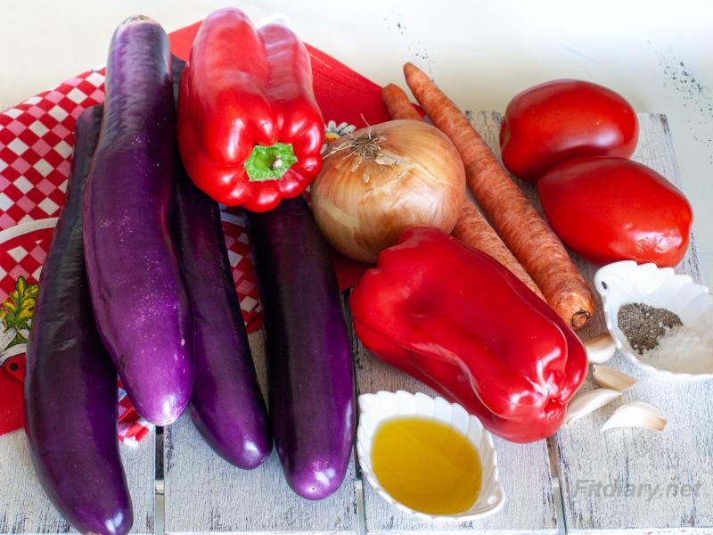 Eggplant Spread – healthy and delicious vegetable recipe