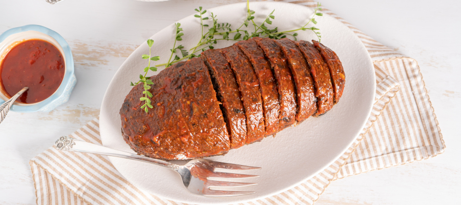 Healthy Meatloaf Recipe – easy dinner idea for all family