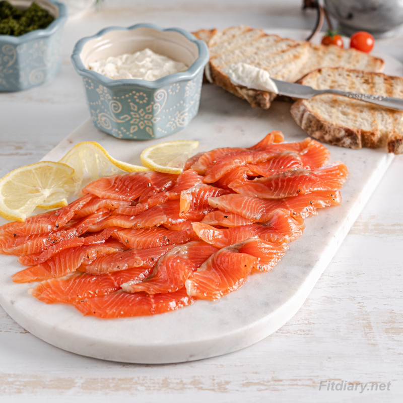 Cured salmon – delicious and easy recipe for the best appetizer and hearty breakfast